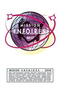 Cover Les Enfoirés - 2017: Mission Enfoirés [DVD]